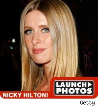 NIcky Hilton: Launch Photos