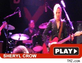 Sheryl Crow: Play video