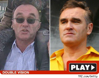 Danny Boyle & Morrissey: Click to watch
