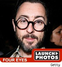 Four Eyes: Launch Photos