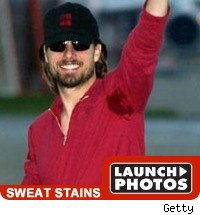 Sweat Stains: Launch Photos