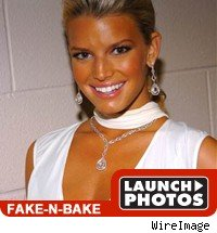 fake and bake: launch photos