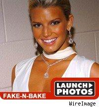 fake and bake: launch photos