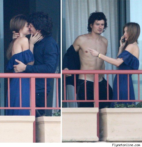 orlando bloom and miranda kerr. Miranda Kerr: Secret Beauty