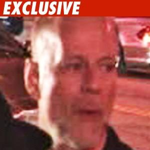 Bruce Willis: exclusive