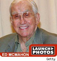 ed mcmahon: launch photos