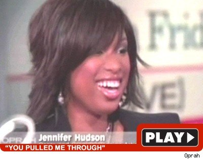 Jennifer Hudson & Oprah: Click to watch