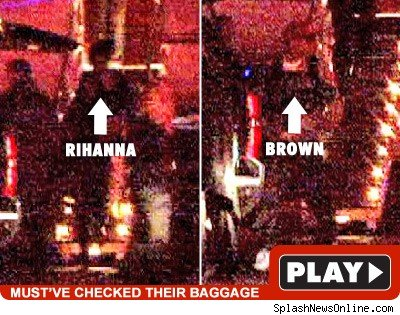 Chris &amp; Rihanna: Click to watch