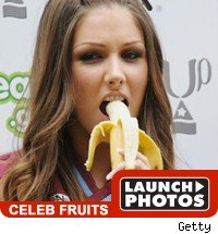 celeb fruits launch photos