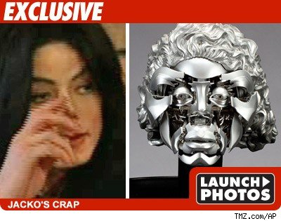 jacko exclusive : launch photos