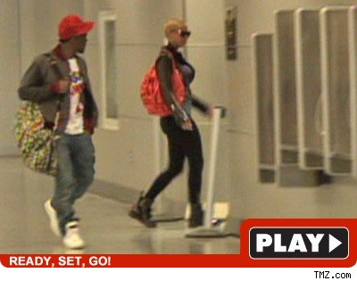 Kanye & Amber: Click to watch