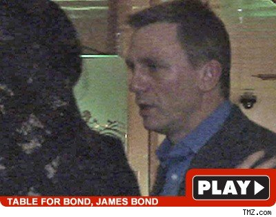 Daniel Craig: Play Video