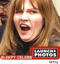 Sleepy Celebs: Launch Photos