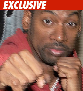 Chris Rock's Brother