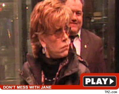Jane Fonda: Click to watch