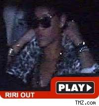 Rihanna -- play video
