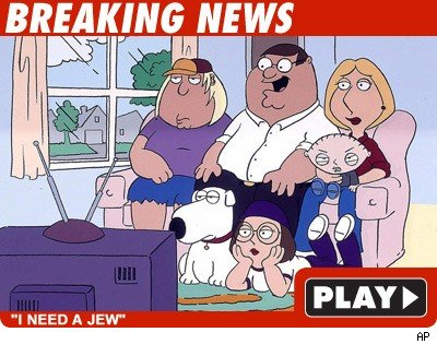 Play video -- Family Guy