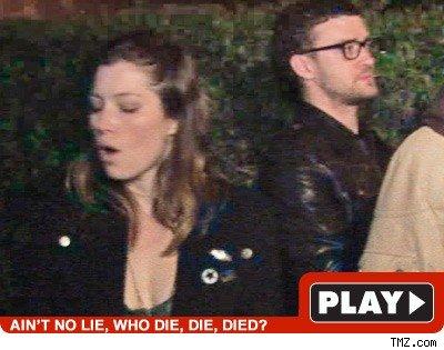 Jessica Biel & Justin Timberlake: Click to watch