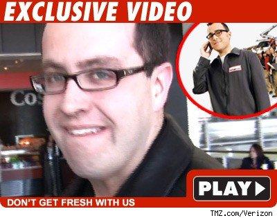 Jared Fogle: Click to watch