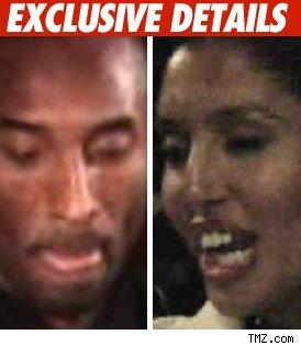 Kobe & Vanessa