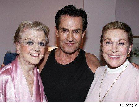 Angela, Rupert, Julie
