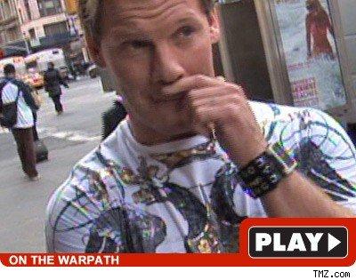Chris Jericho: Click to watch