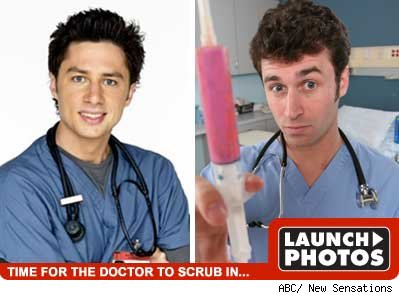 Scrubs: Click to launch