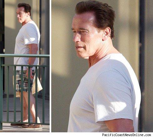 arnold. Arnold Schwarzenegger