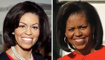 Michelle Obama Gets Waxed