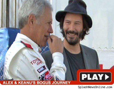Alex & Keanu: Click to watch