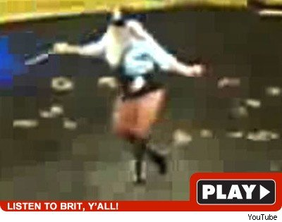 Britney Spers: Click to watch