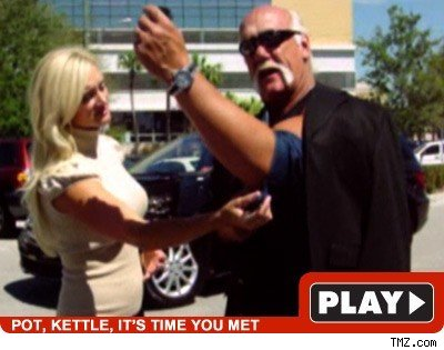 Hulk Hogan: Click to watch video