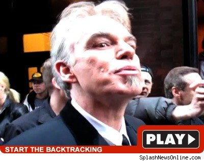 Billy Bob Thornton: Click to watch video