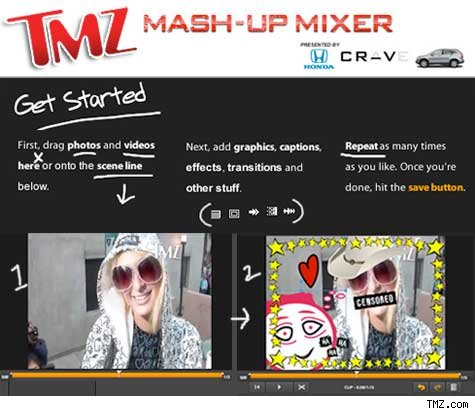 Mash-Up Mixer