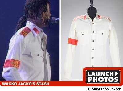 Michael Jackson: Click to launch!