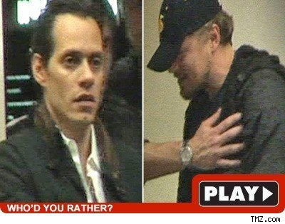 Marc Anthony & Leonardo DiCaprio: Click to watch