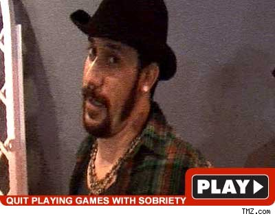 AJ McLean -- click to play