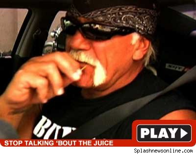 Hulk Hogan -- play video