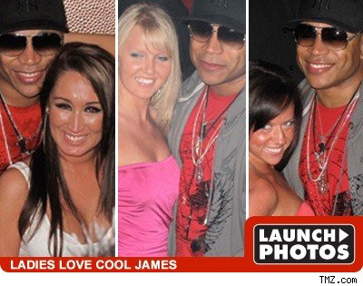 LL Cool J - Launch Photos