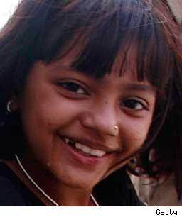 Slumdog Millionaire - Rubina Ali
