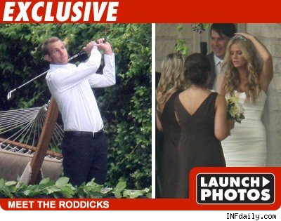 The Roddicks - Launch Photos