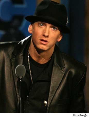 It's 36-year-old Marshall Mathers aka Eminem.