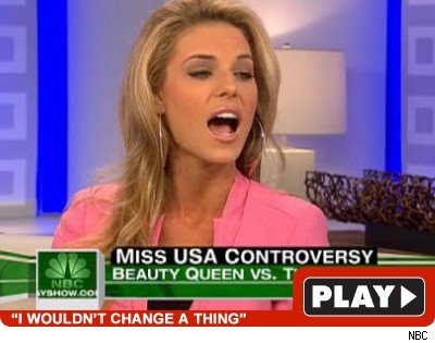 Carrie Prejean: Click to watch