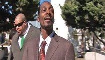 Snoop -- The Grass Is Greener Outside Court