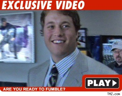 Matthew Stafford: Click to watch