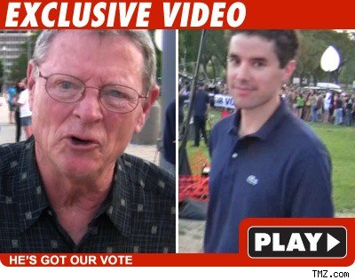 Sen. James Inhofe &amp; Ryan Thompson: Click to watch