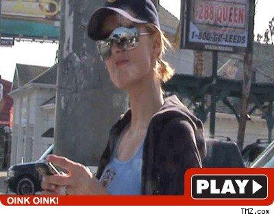 Paris Hilton: Click to watch