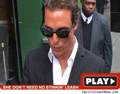 Matthew McConaughey: Clck to watch