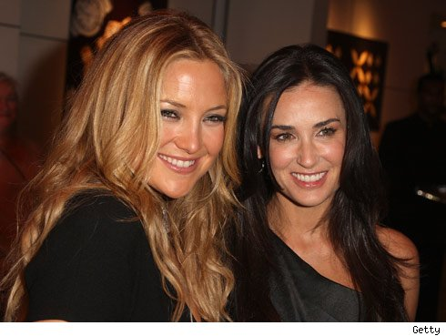 Kate Hudson and Demi Moore