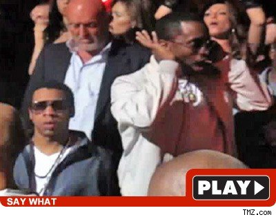Jay-Z & Diddy: Click to watch